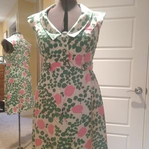 Spring Dress from Anthropologie
